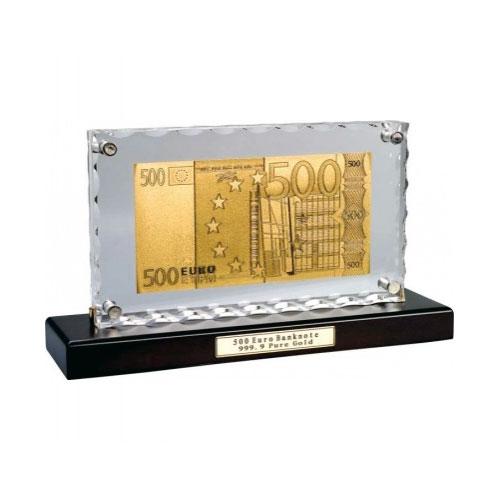 Банкнота 500 Euro