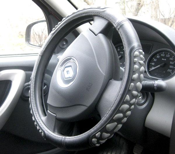 Красивая оплетка на руль