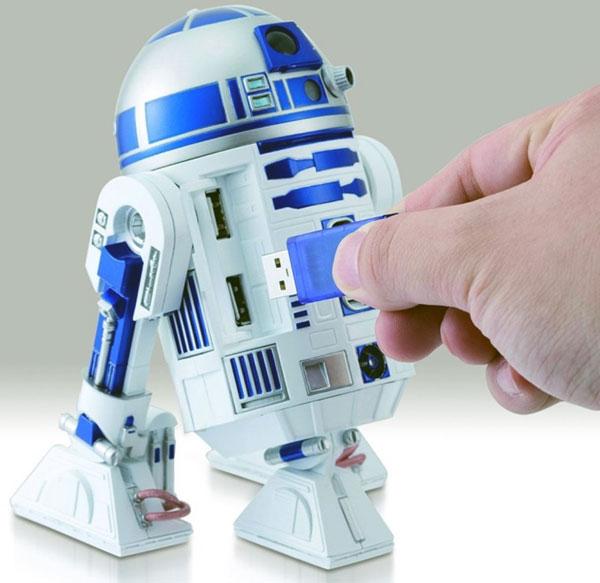 USB-хаб R2-D2