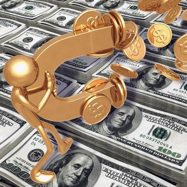 Сувенир - денежный магнит
