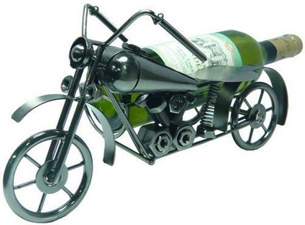 """Подставка для бутылки """"Мотоцикл"""""""
