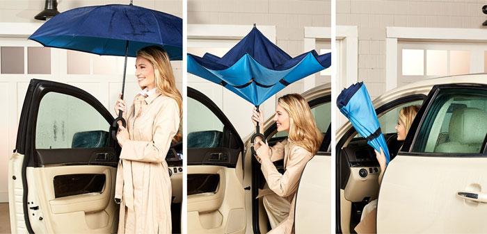 Перевернутый зонтик