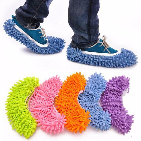 Тапки для мытья полов