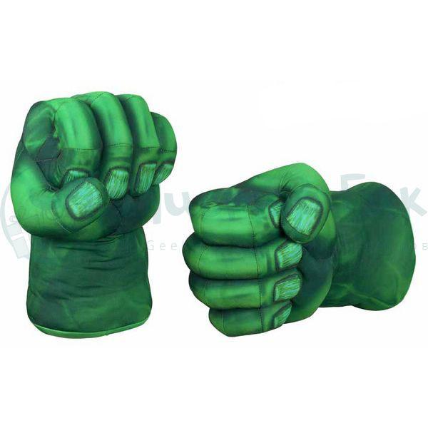 Мягкая игрушка «Руки Халка»