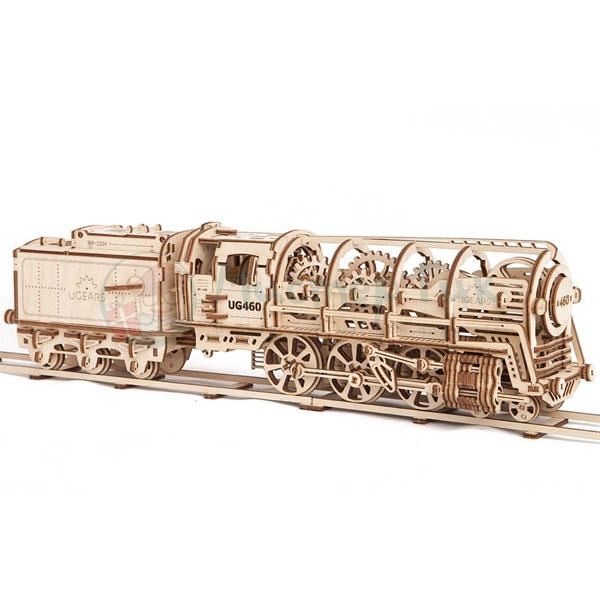 Механический 3D Пазл