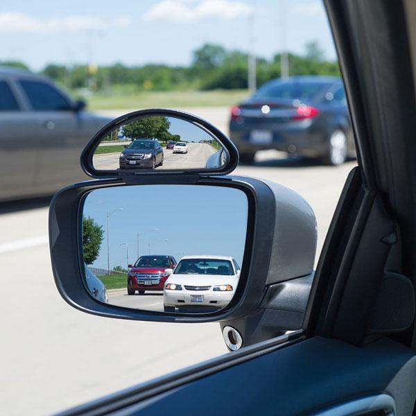Зеркала заднего или бокового вида без слепых пятен