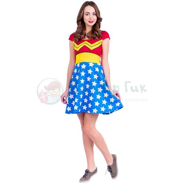 Платье Wonder Woman