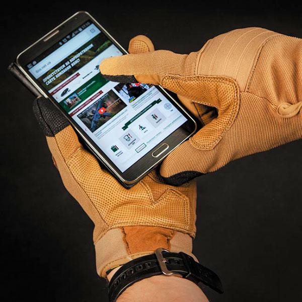 Перчатки для сенсорных экранов современных гаджетов