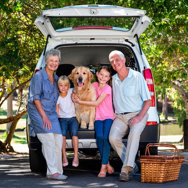 Семейная поездка на малую родину вашей мамы