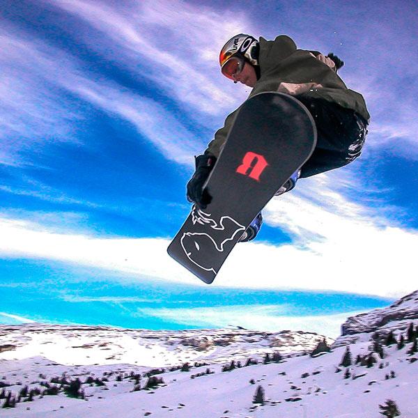 Уроки по сноубордингу