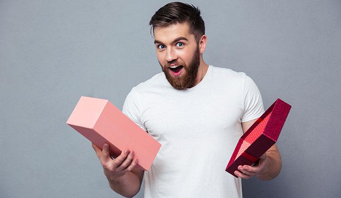 Подарок and мужчине or 30 лет 386