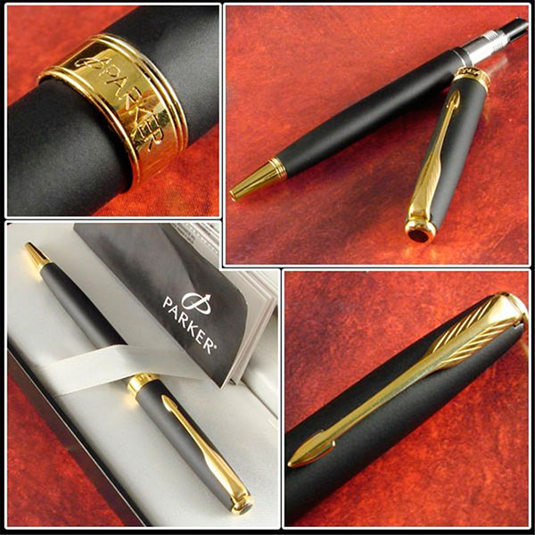 Ручка от брендового производителя для решающей подписи