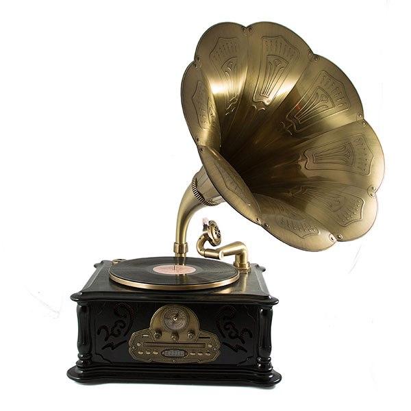 Музыкальный центр «Золотой граммофон»