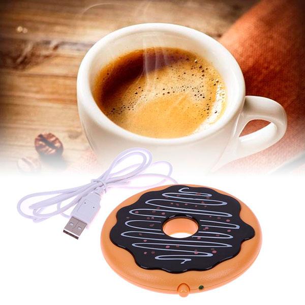 USB подставка для кружки в виде пончика