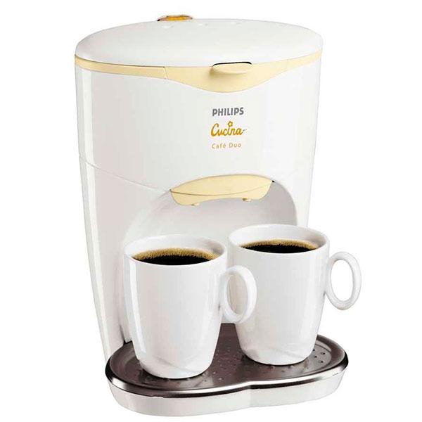 Изящная мини-кофеварка