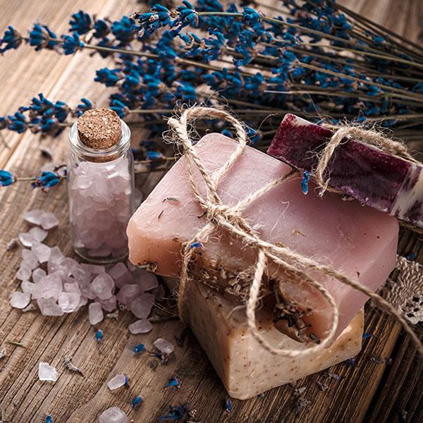 Мыло/ароматические свечи ручной работы