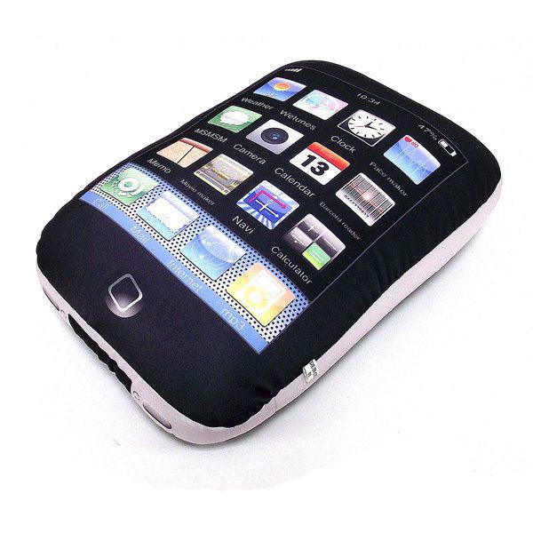 Подушка в виде смартфона