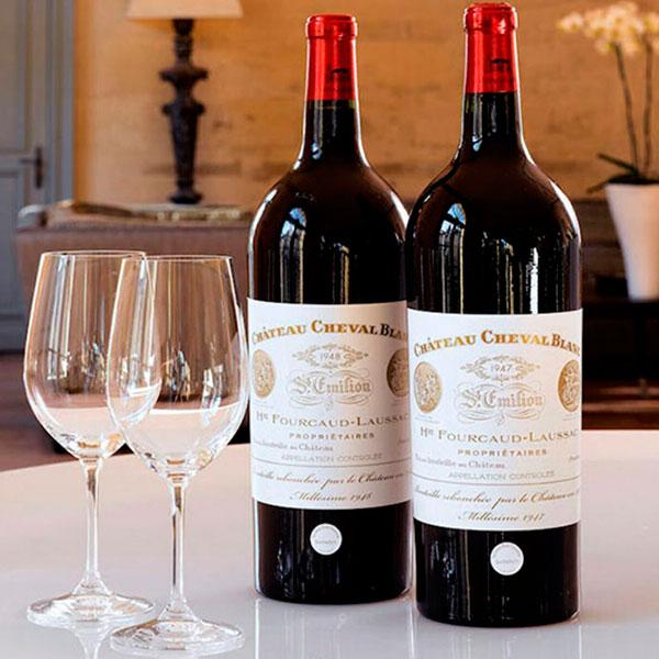 Коллекционное дорогое вино