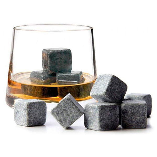 Набор камней для охлаждения виски