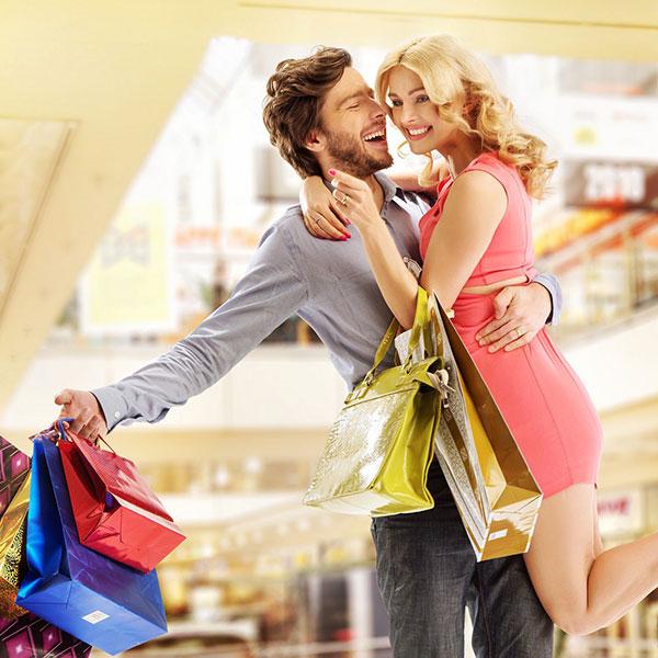Ваш совместный поход по бутикам и магазинам