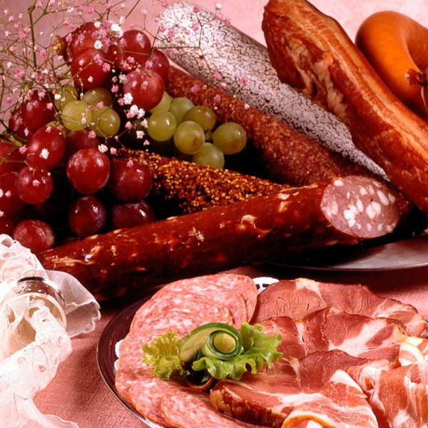 Набор вкусных деликатесов с эффектом афродизиака