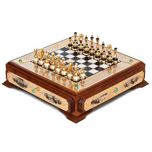 Элитный шахматный набор