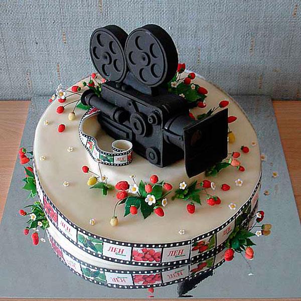 Нестандартный тематический торт на заказ