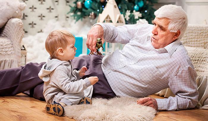 Подарок дедушке на Новый год 2021