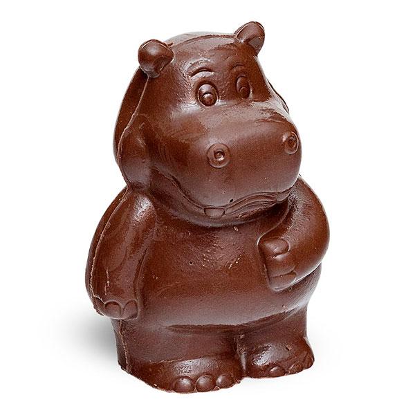 Интересная шоколадная фигурка