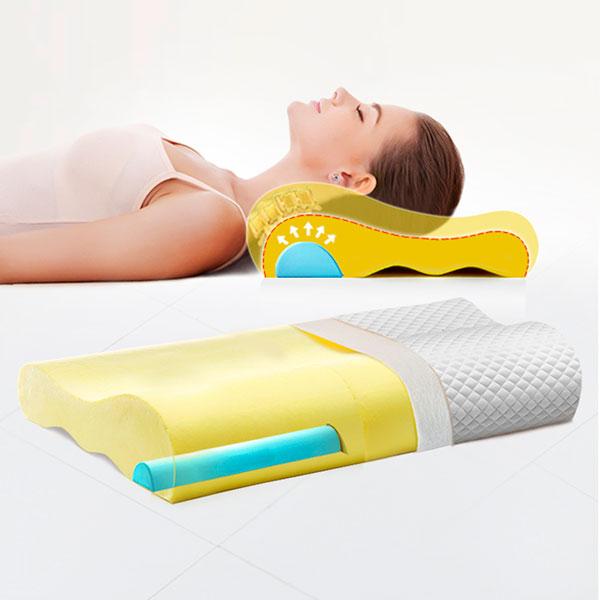 Удобную ортопедическую подушку