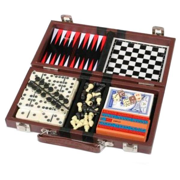 Подарочный набор настольных игр