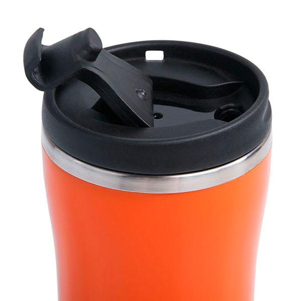Термостакан со специальным клапаном