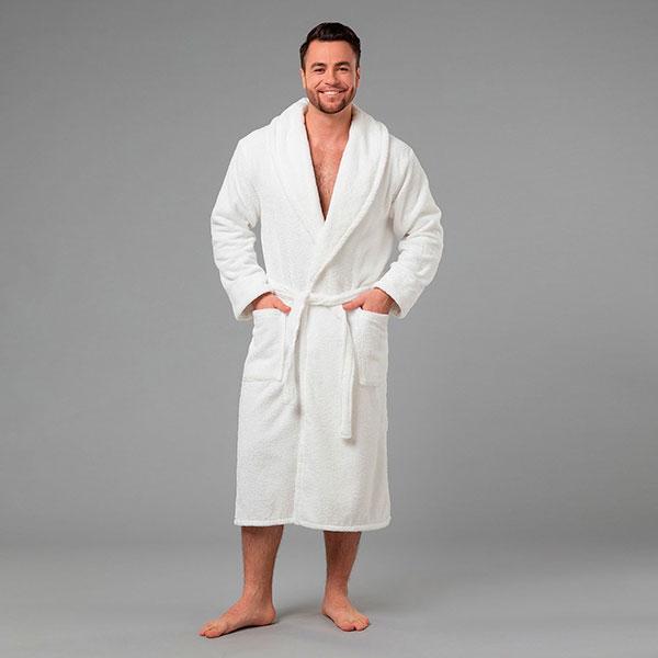 Именно банный халат