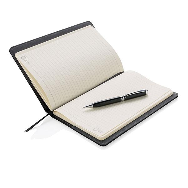Ручка + блокнот