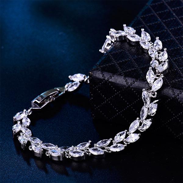 Шикарный браслет «Моей единственной»