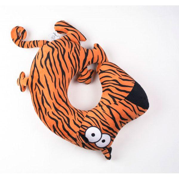 Удобная подушка под шею «Тигр»
