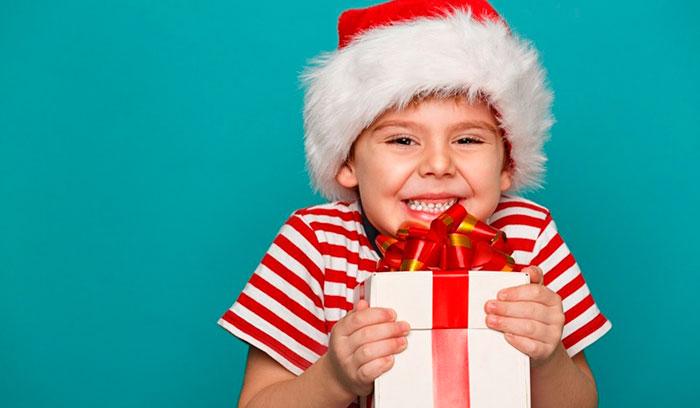 Подарок мальчику на Новый год 2022