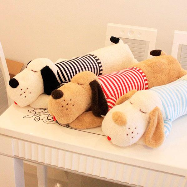 Купите для папы подушку в форме собаки