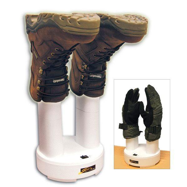 Компактная и удобная сушилка для кроссовок и другой обуви