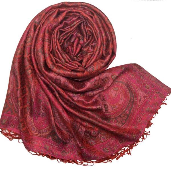 Шелковая шаль или роскошный палантин