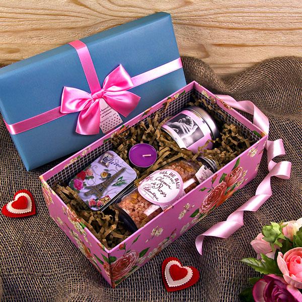 Специальная ароматизированная коробочка