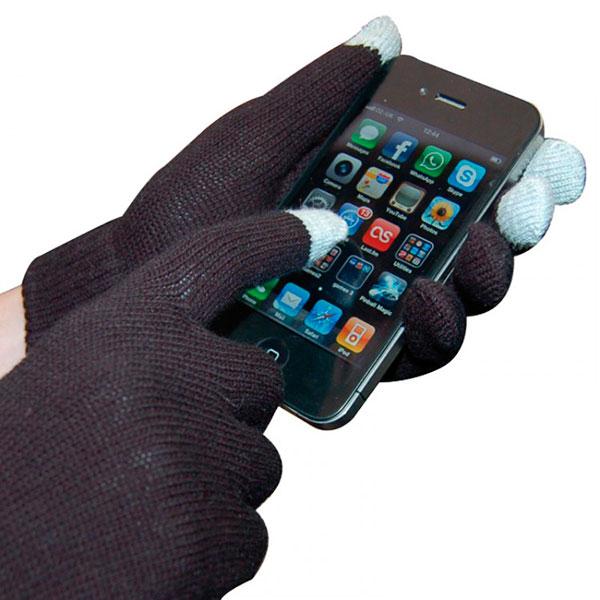 Перчатки для сенсорных телефонов