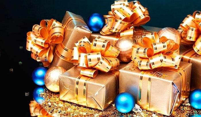 Подарок на Новый год 2021
