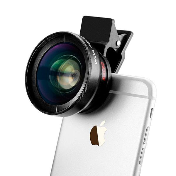 Линзы для камеры в смартфоне