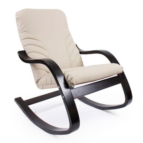 Релаксирующее кресло-качалка