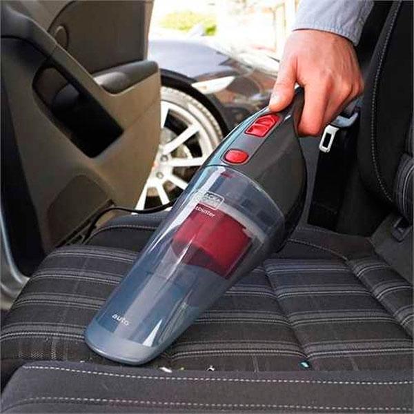 Компактный пылесос для авто