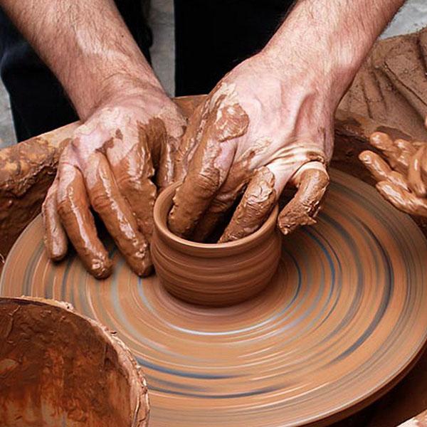 Навыки гончарного искусства