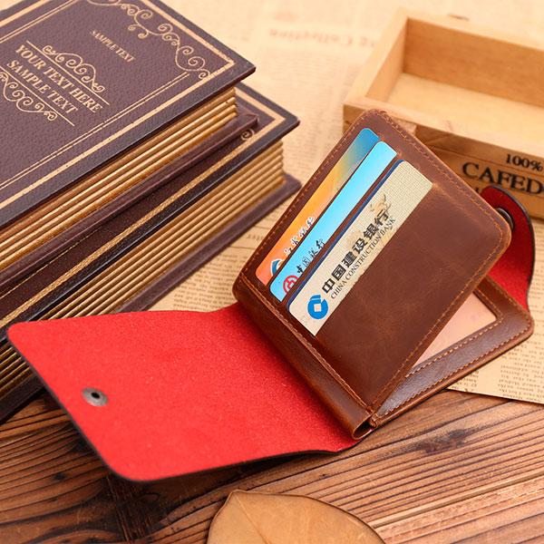 Удобное портмоне для хранения карточек, визиток и денег