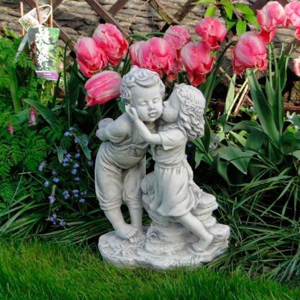 Садовую скульптуру