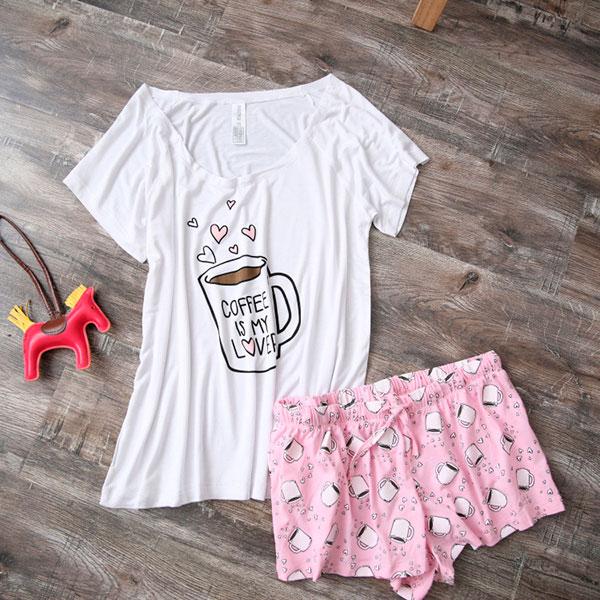 Домашние футболки или пижамки